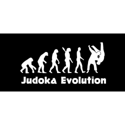 T-Shirt Judoka Evolution